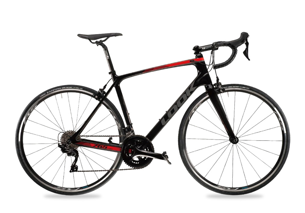LOOK レース用自転車